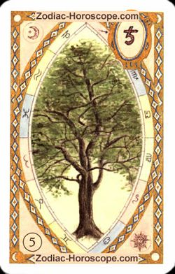 The tree, monthly Love and Health horoscope September Aquarius
