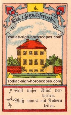 The house, monthly Aquarius horoscope March